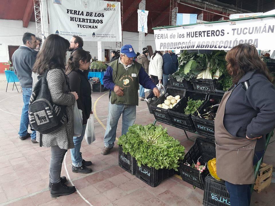 Feria de Huerteros, Tucumán, Argentina
