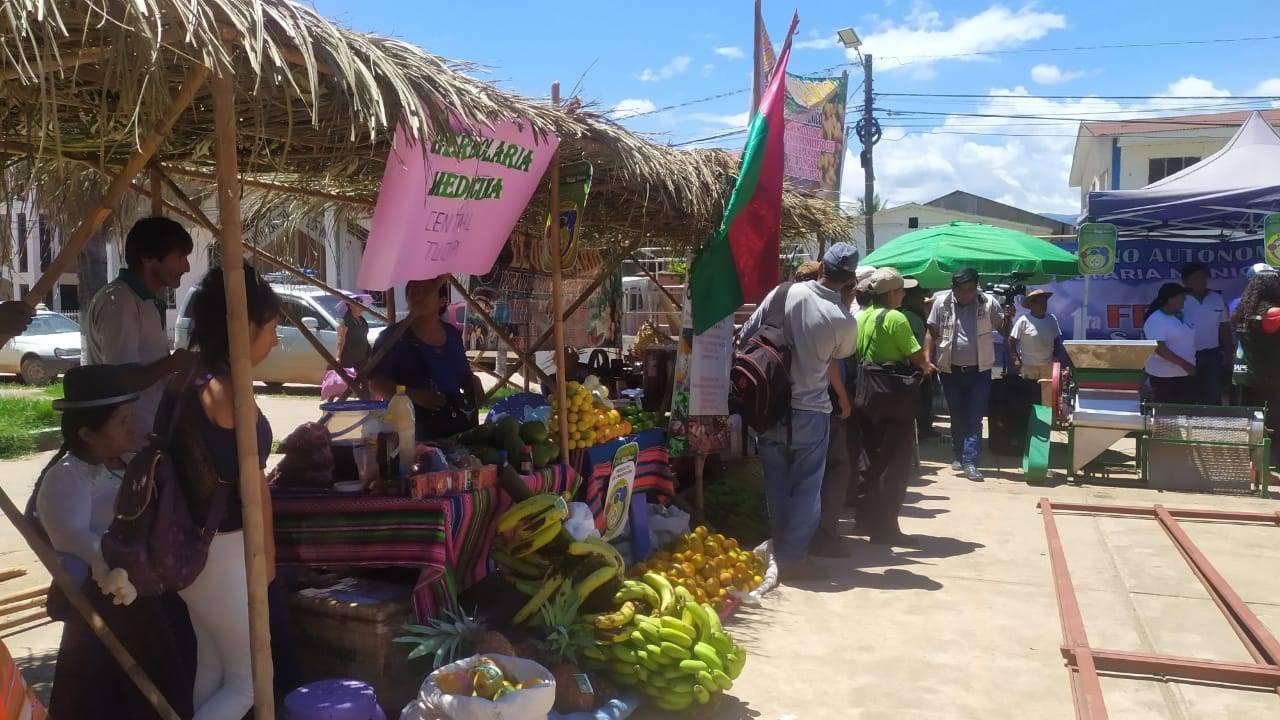 Feria, Bolivia