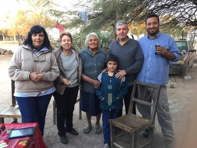 Equipo Cabrras - Gira Territorial a Morillos Salta con Dra. Borroto - Agosto 2019