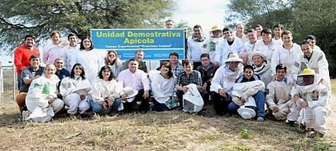 Reunión de Unidades Demostrativas Apícolas del NOA - 2018